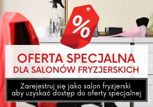 Anfryz Hurtownia Fryzjerska Kielce Witamy